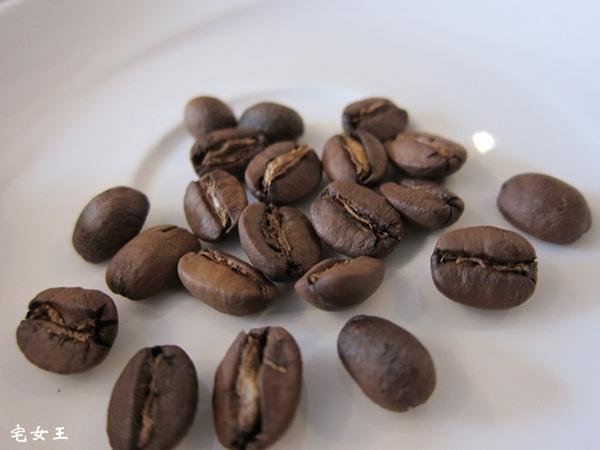 阿里山咖啡豆