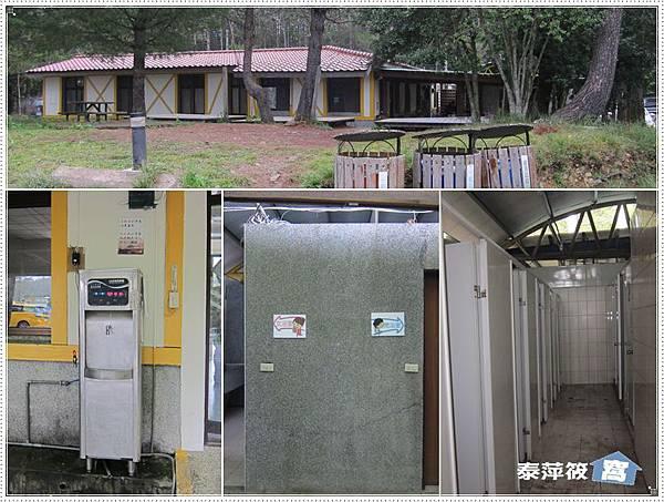福壽山露營區服務中心