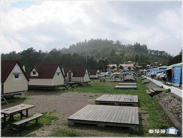 福壽山露營區