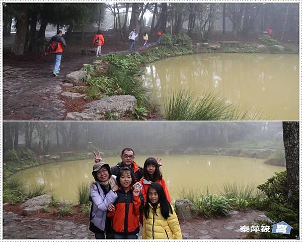 福壽山天池