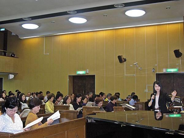 合唱研習 (20130120)