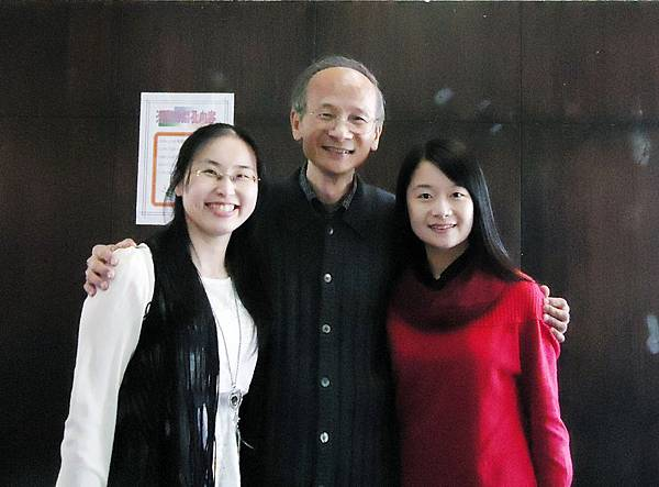 再見恩師陳茂生教授
