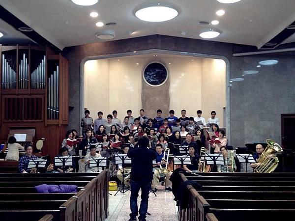 台灣基督長老教會 訪德節慶之聲 總綵排(20130407)