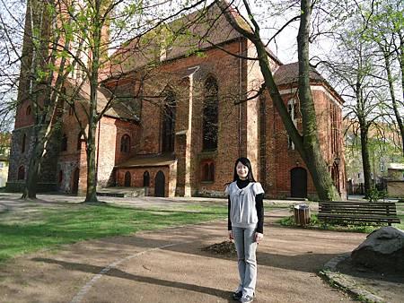 古色古香的Storkow教堂