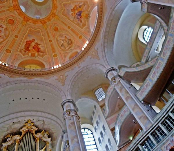 聖母教堂美麗的穹頂