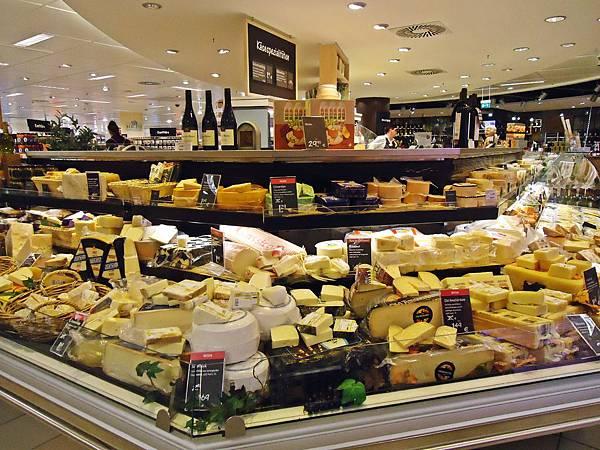 各式各樣的Cheese