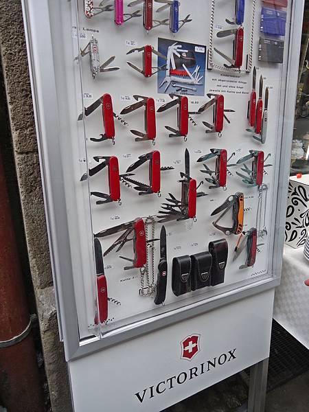 瑞士刀在德國也盛行