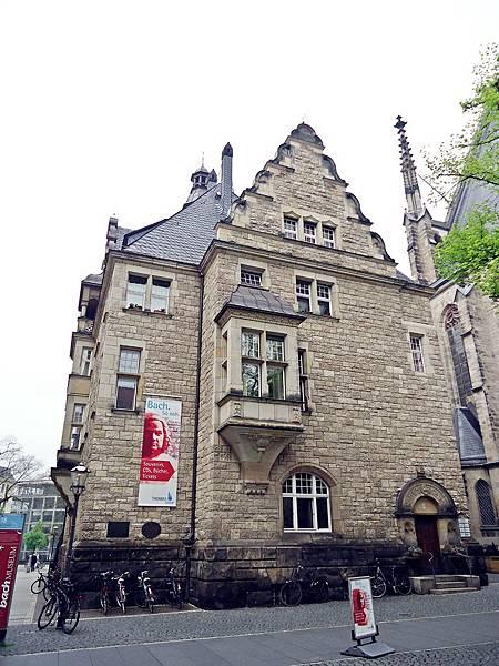 接近巴赫人生重要的服事地點─聖湯瑪斯教堂