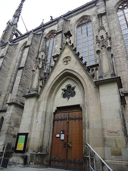 聖湯瑪斯教堂入口