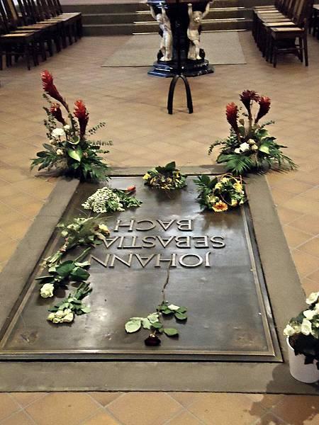 200後才被孟德爾頌發掘的音樂之父巴赫  遺骨後來被移來聖湯瑪斯教堂安葬