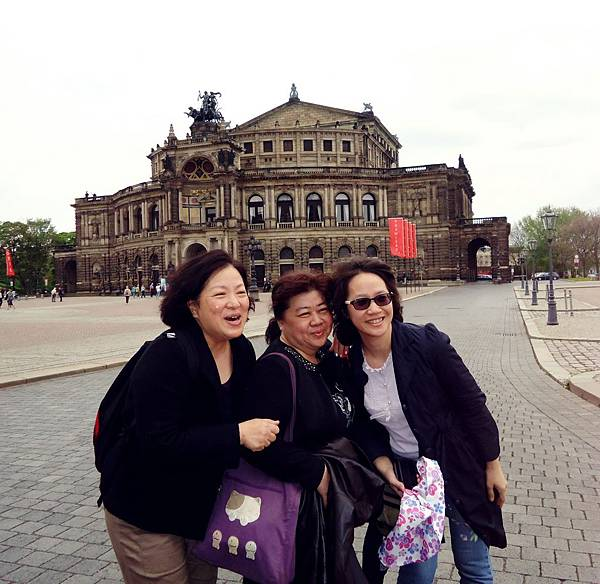Semper歌劇院與台灣三大女中音