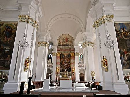 耶穌會教堂聖壇