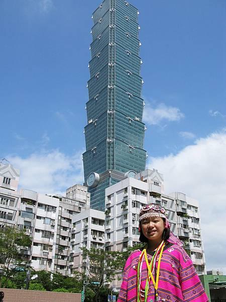 可忻參加台北市國民小學原住民族歌唱競賽@信義國小 (去年冒充魯凱族,今年冒充泰雅族)
