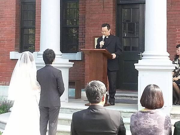 熊爸證婚@台北故事館