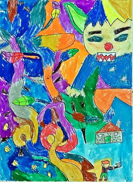 【傑克與魔豆】(二年級下)