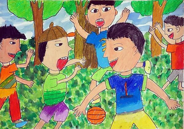 【玩球】(三年級上)