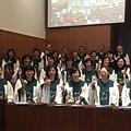 全國聖詩新頌觀摩會,迦南詩班代表雙連教會參加 (20160924)