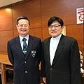 淡江中學主任牧師與雙連教會主任牧師