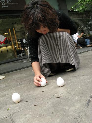 端午節立蛋