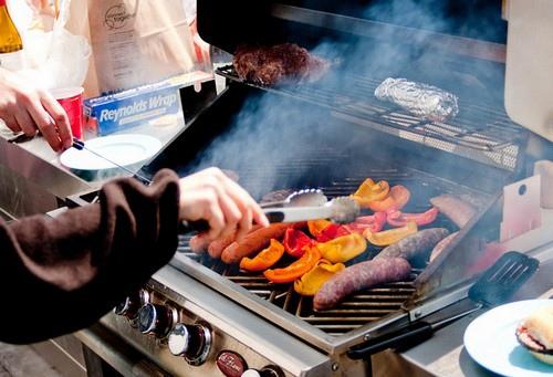 烤肉注意事項