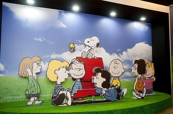 台中Snoopy史努比特展