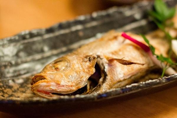 魚類營養價值