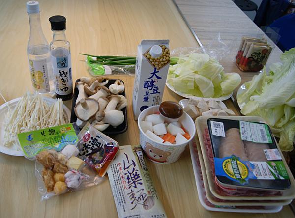 簡單美味的日式土手鍋!今年冬天就是要吃日式土手鍋!