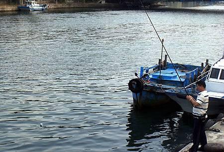 北海岸-正濱漁港釣場