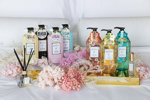Farcent香水系列奇蹟洗護髮 系列產品(1)