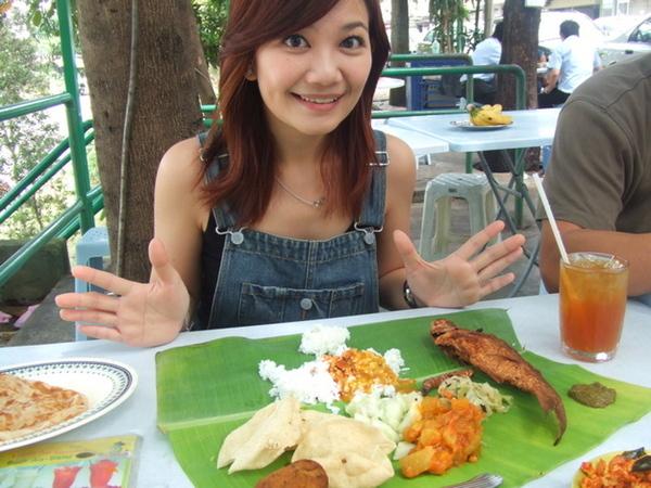馬來西亞 椰漿飯 耶!