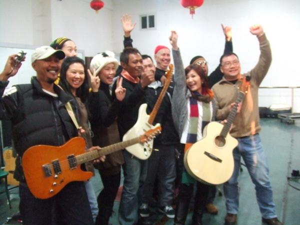 馬來西亞樂手 Mac Chew and the Band !