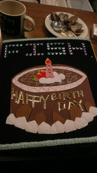 可愛的蛋糕