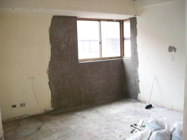 24牆壁修補