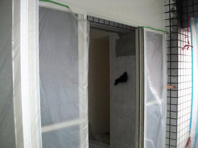 47鋁門窗保護
