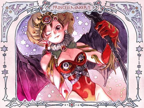 魔界的女王