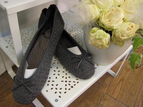 毛妮感娃娃鞋 (灰海軍藍) $1480.jpg