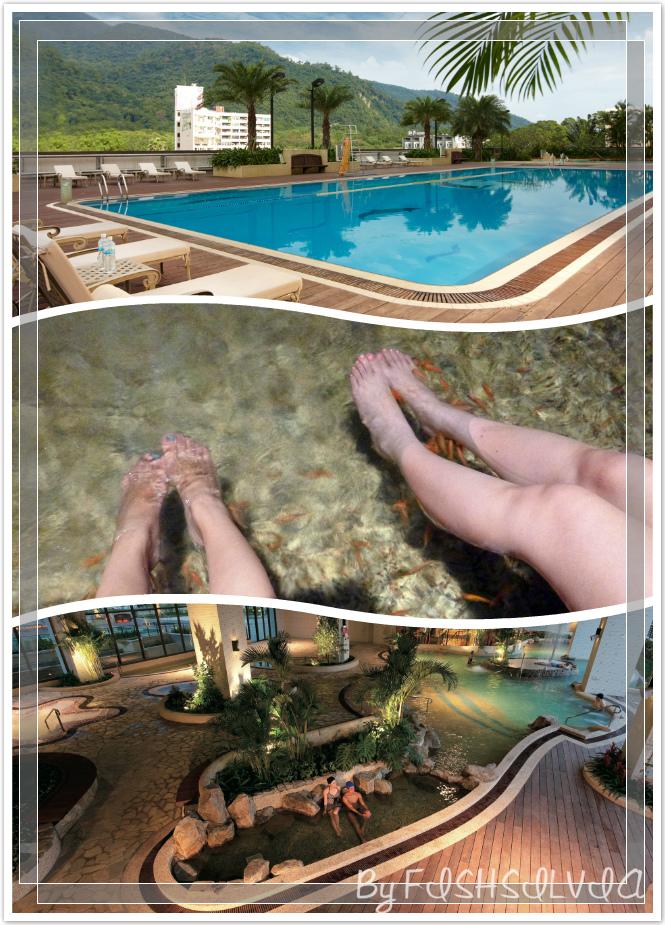 礁溪長榮,溫泉,大眾池