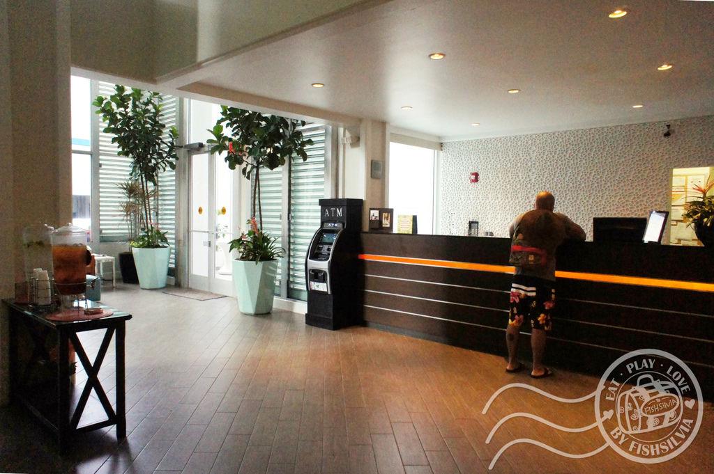 shoreline HOTEL WAIKIKI-Lobby