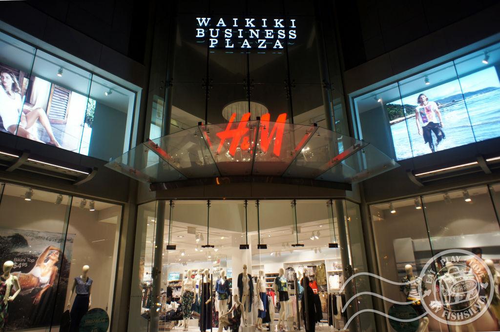 H&M waikiki
