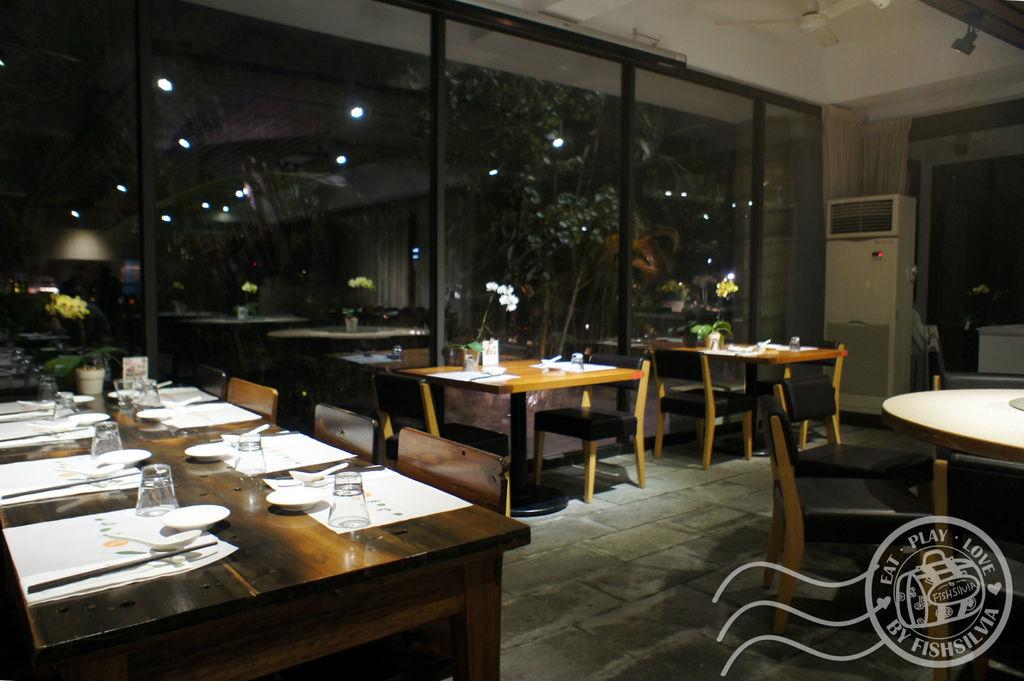 福灣莊園 晚餐
