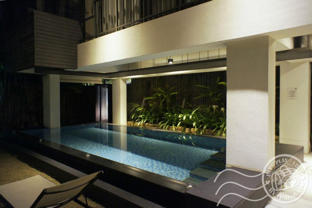 福灣莊園 泳池