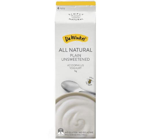 Dewinkel-Yoghurt-Carton-Plain-Unsweetened