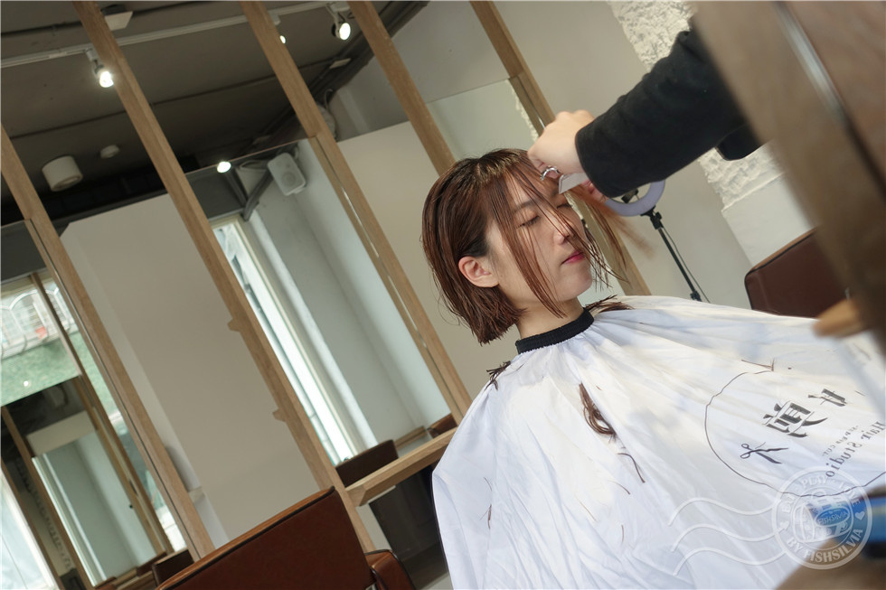 美髮,好剪才,赤峰街,空氣瀏海,髮根燙,短髮,剪髮,燙髮,剪頭髮,台北剪髮