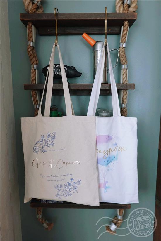 婚禮小物,婚禮小物推薦,FMT,帆布袋,客製化,結婚禮物,環保袋,伴娘禮,捧花禮,購物袋