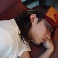 Luke睡臉