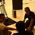 攝影師阿山與攝影組