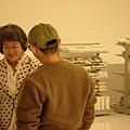 教戲中-導演陳宏一與奶奶