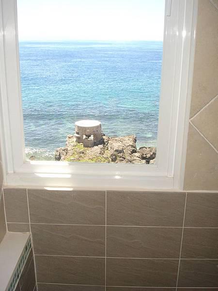 302海景蜜月二人房浴缸