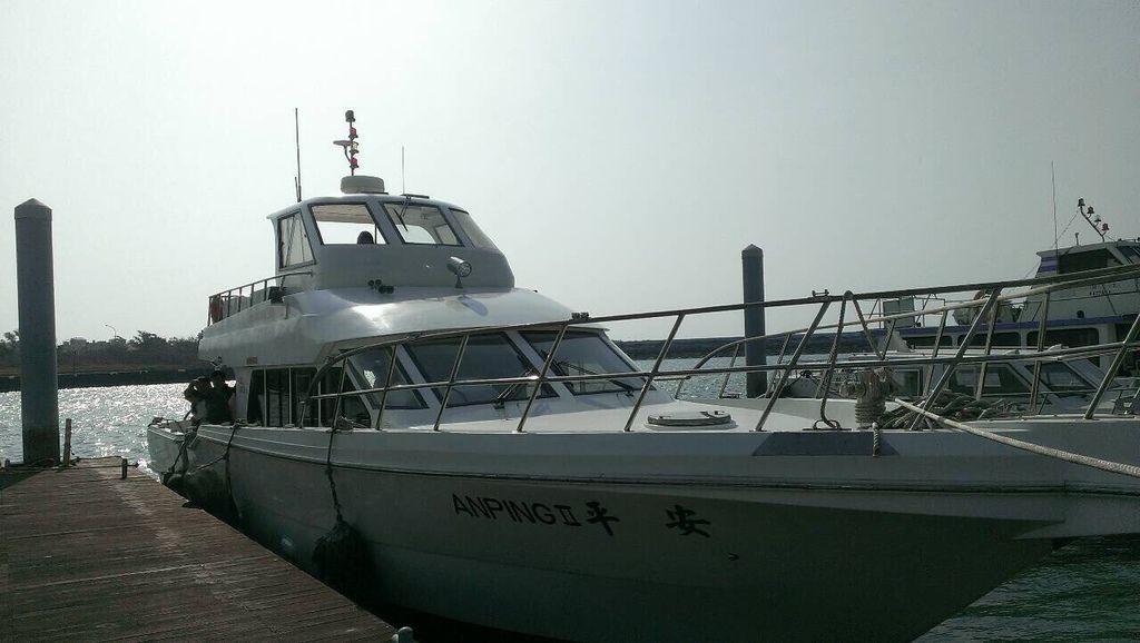 嘉義布袋遊艇海釣