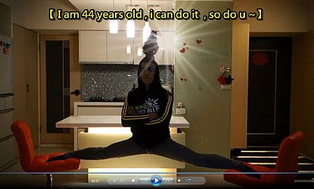 【 I am 44 years old , i can do it , so do u ~】